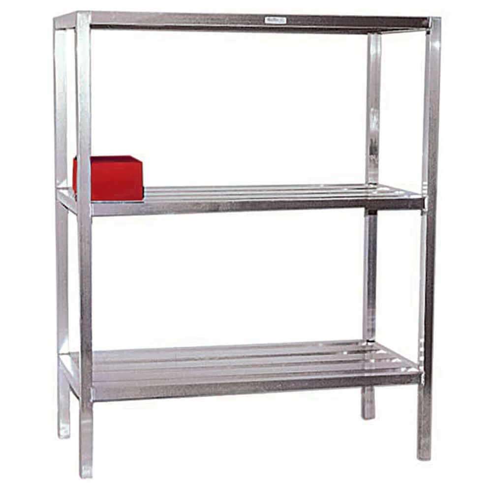 SHLVNG, C.D.4 SHELF UNIT 60X24X72 W/TAB