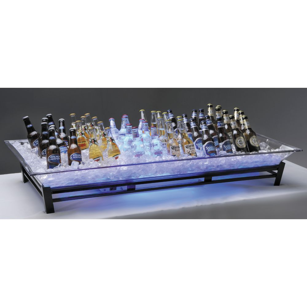 Table Top Chiller with White LED Light Included