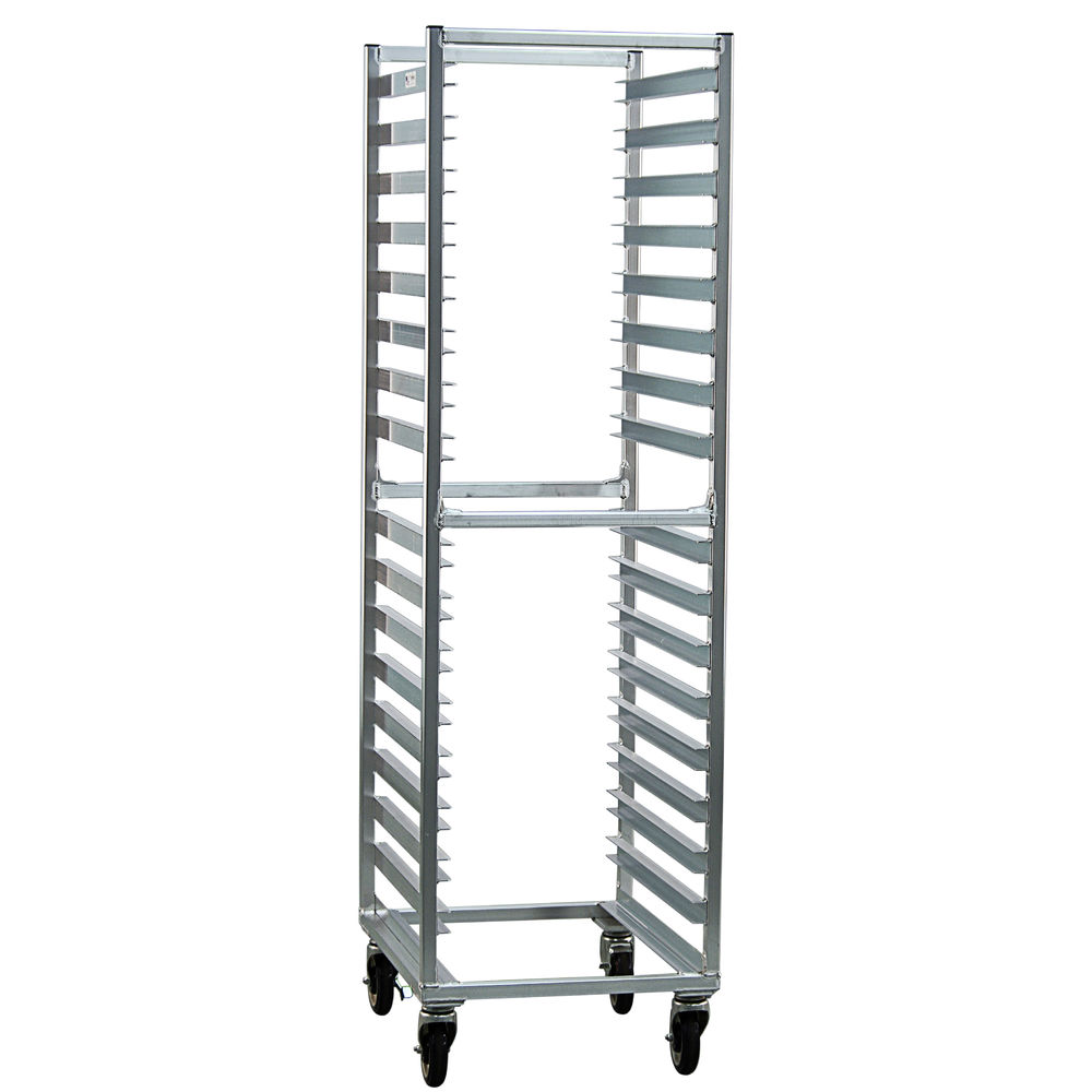 RACK, POLY BOX RACK, 16 PAN CAPACITY