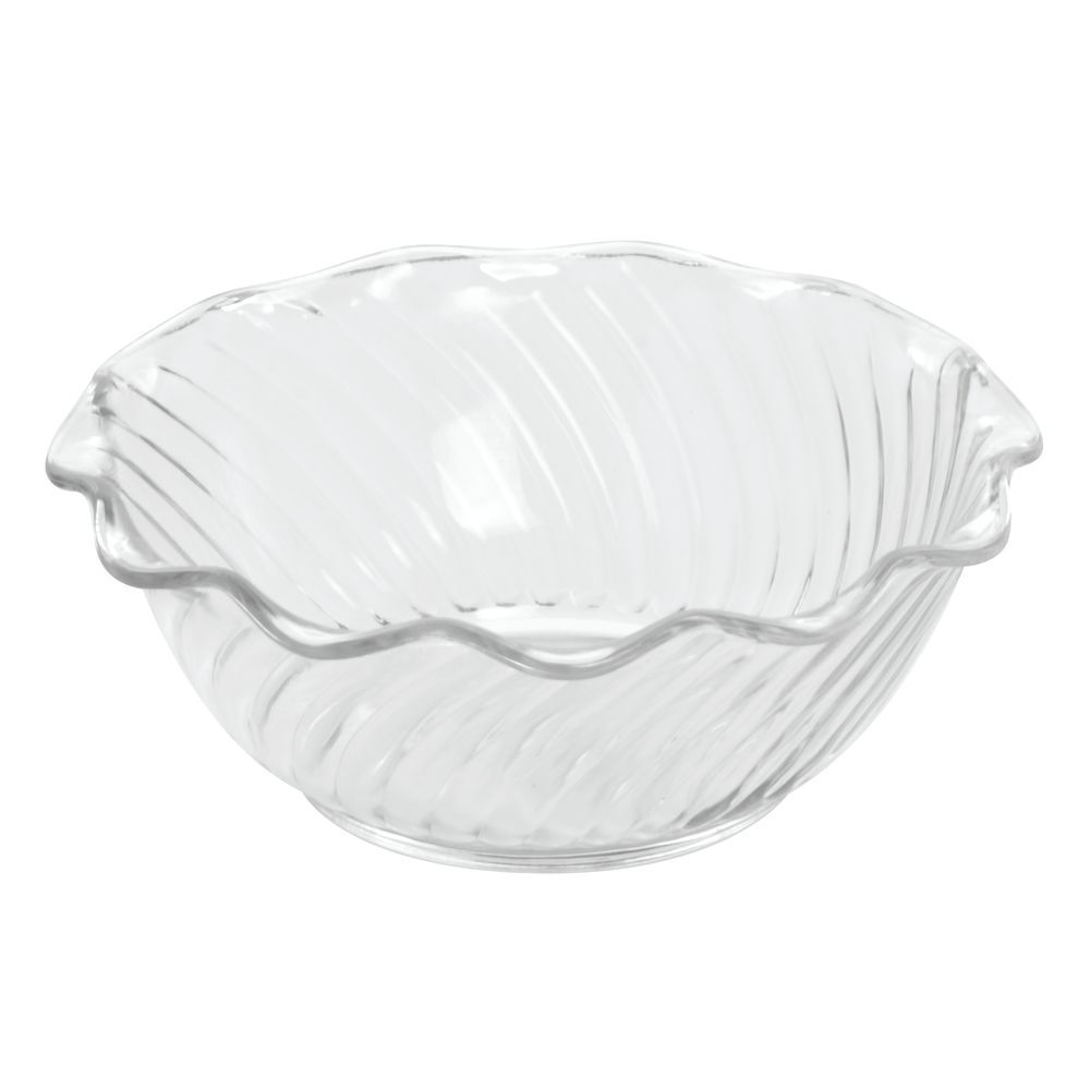 "BOWL, TULIP, 13OZ.SAN CLEAR, 5.5""DIA"