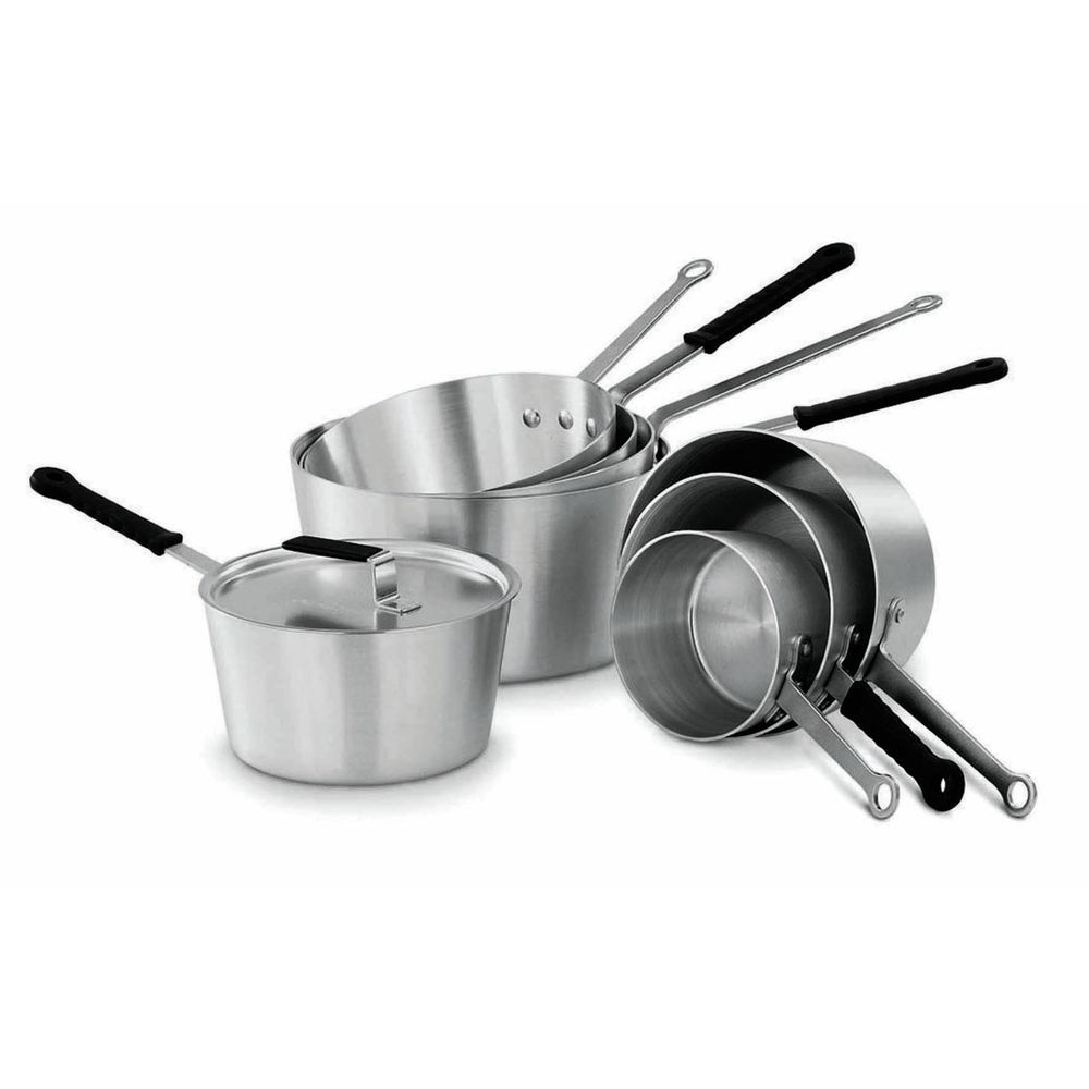 Wear-Ever 1.5 Quart Sauce Pan with Chrome Plated Handle