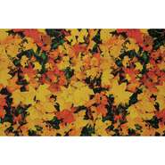 """DISPLAY WRAP, FALL LEAVES, 48""""WX25'"""
