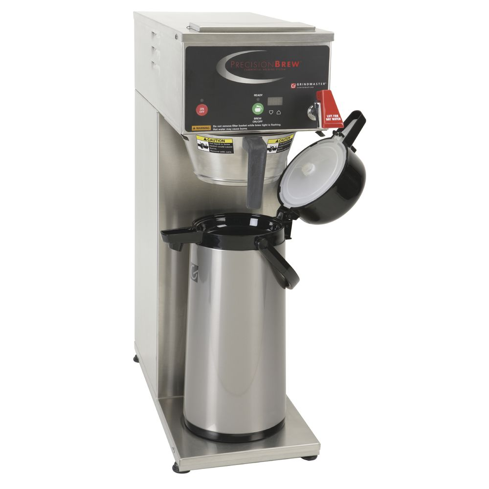 BREWER, COFFEE, AUTOMATIC OR POUR-OVER