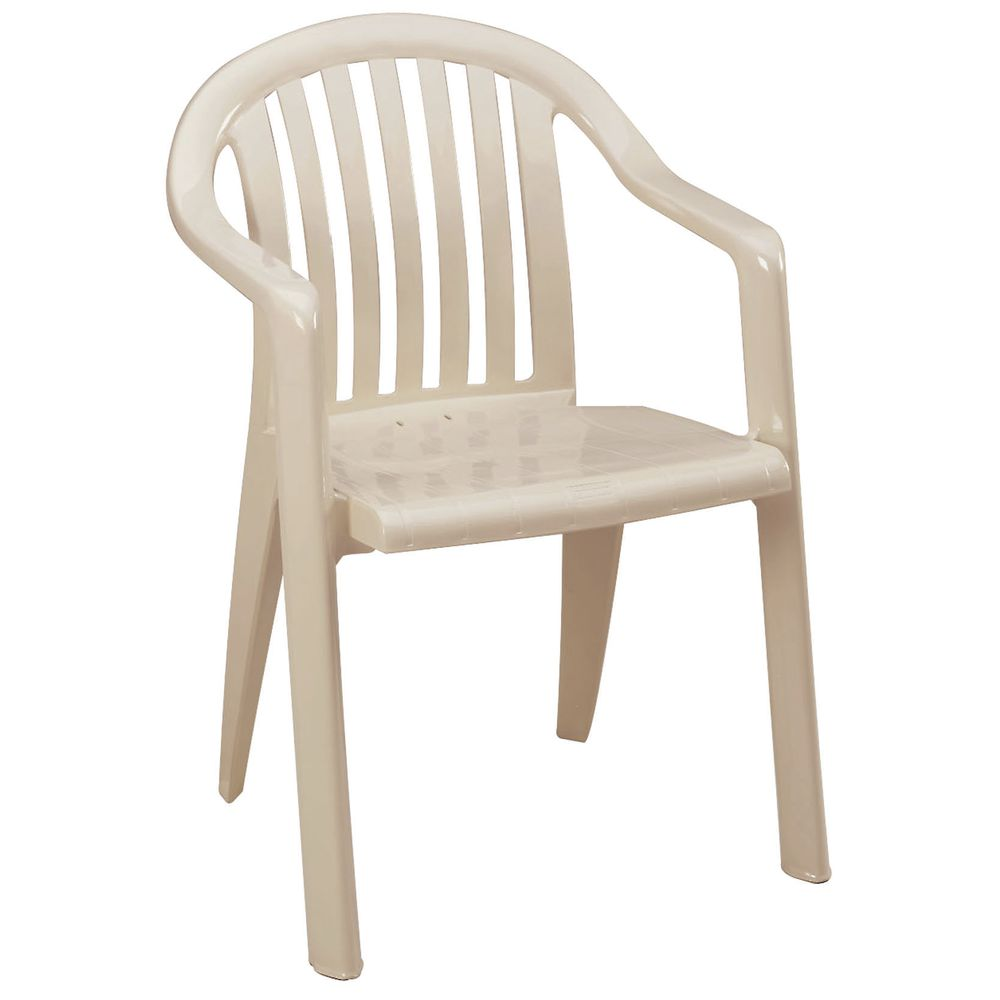 CHAIR, MIAMI LOWBACK, SANDSTONE