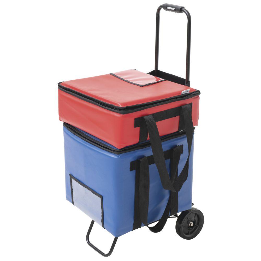HUBERT Vinyl Insulated Bags and Cart Kit