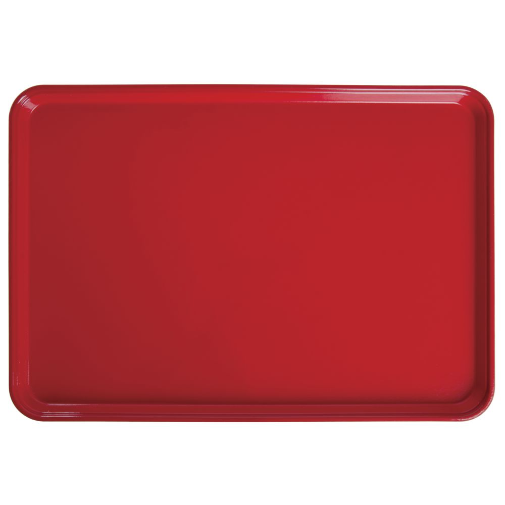 CAMTRAY, 26 X 18, RED