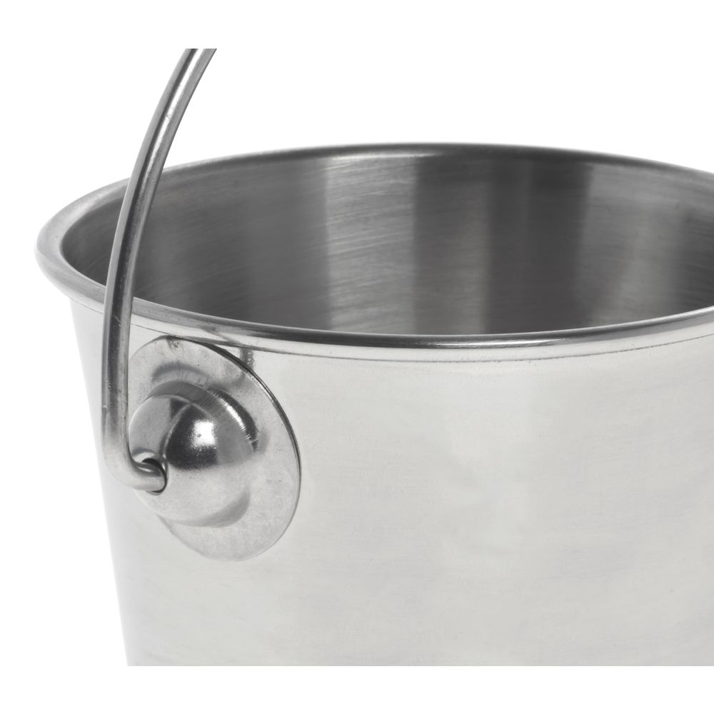 PAIL, SERVING, S/S, SMALL
