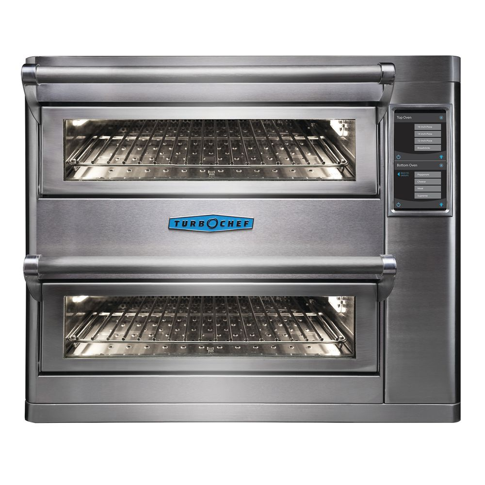 Turbo Chef Double Batch™ Convection Oven - 27 11/16\