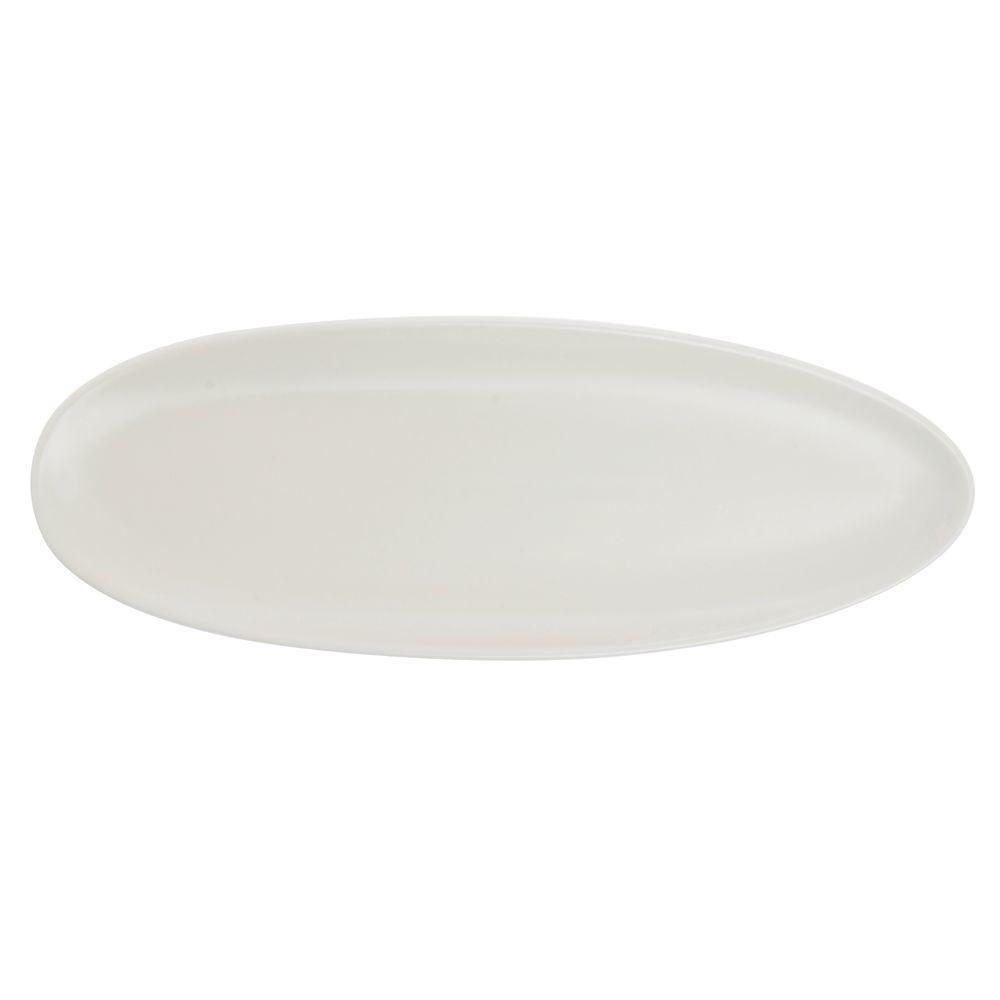 sc 1 st  Hubert.com & FOH Tides® Scallop Porcelain Slim Plate - 11 1/2