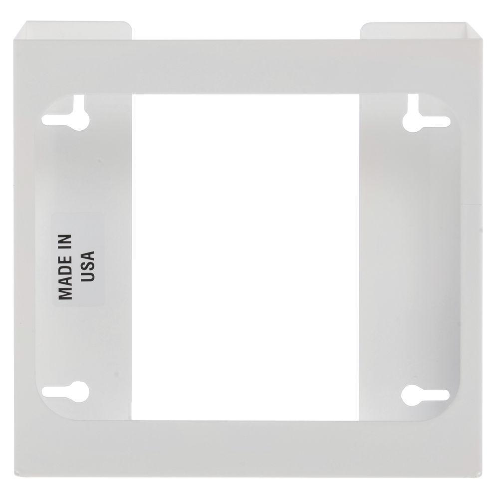 DISPENSER, GLOVE, 2-BOX, WHITE