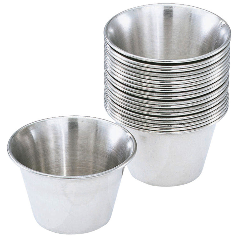 Vollrath Sauce Cup 3 Oz. Stainless Steel