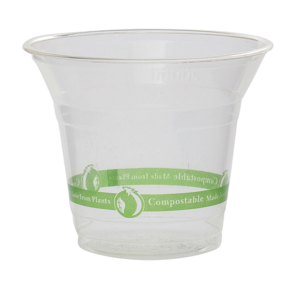 CUP, 9OZ, COLD, INGEO