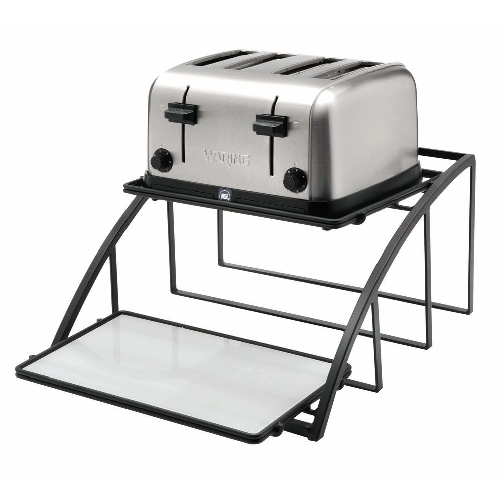 Cal Mil Toaster Stand is What Every Breakfast Buffet Needs
