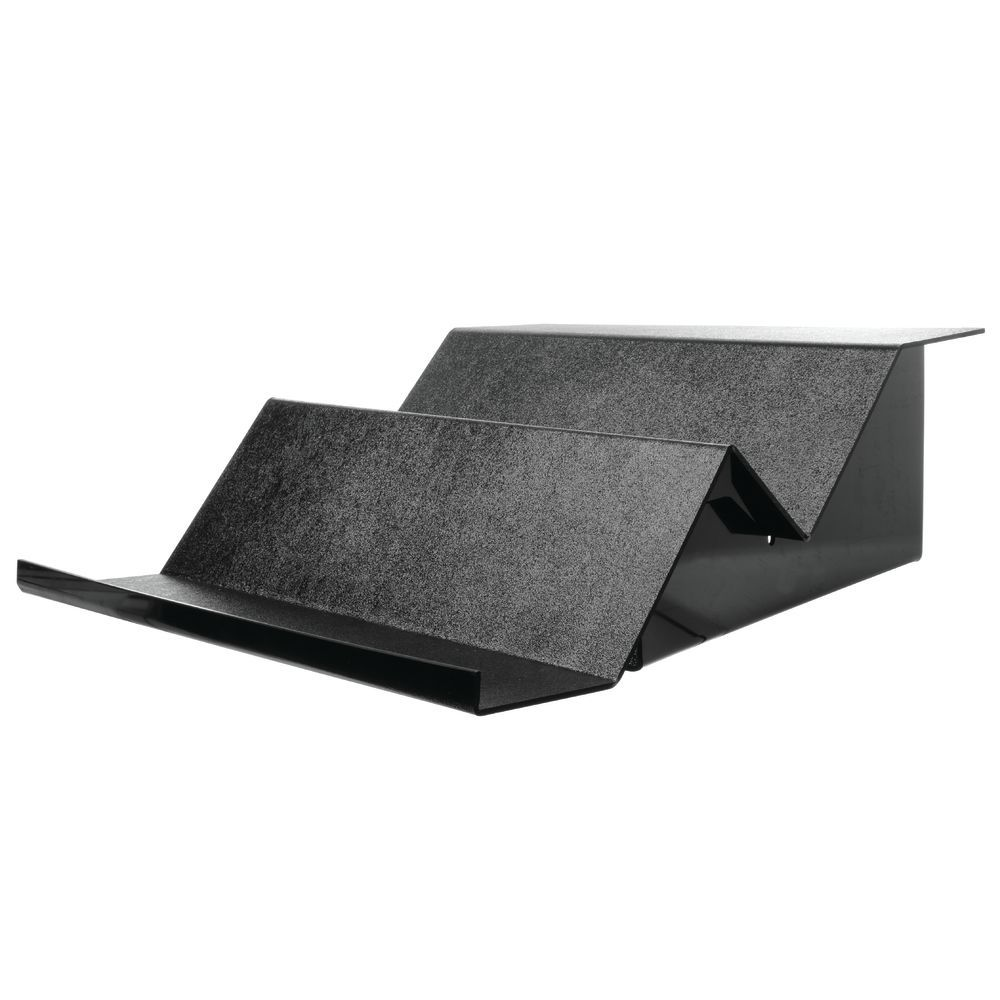 "WEDGE, BLACK ABS DELI 24""WX30""L"