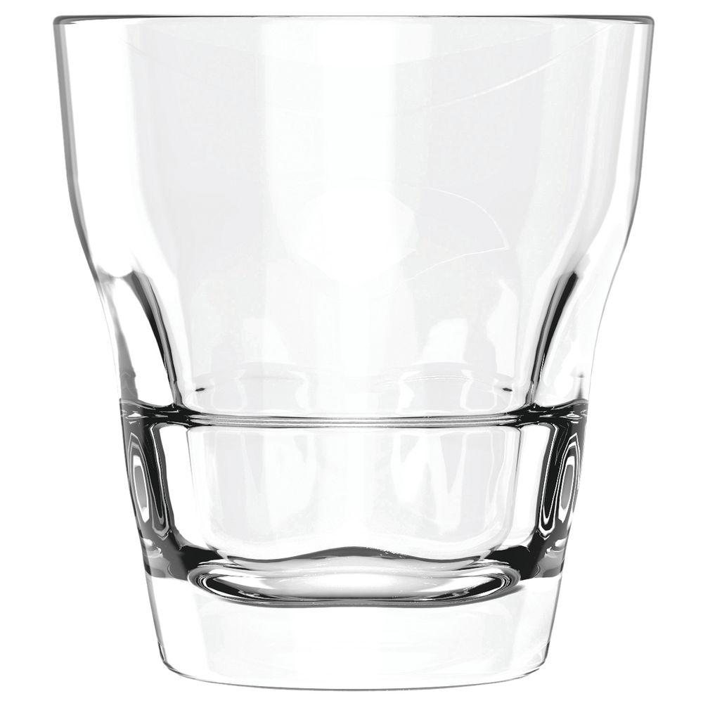 ROCKS, GLASS, TRIBOROUGH, 9OZ, CS/36