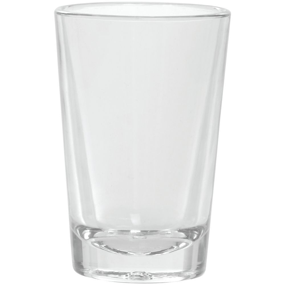 GLASS, SHOT, ALIBI, 2 OZ