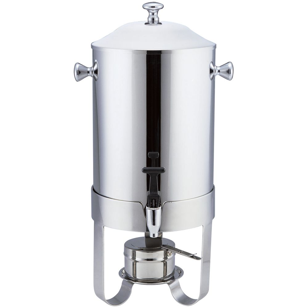 DISPENSER, COFFEE, 1.84 GAL, STAINLESS