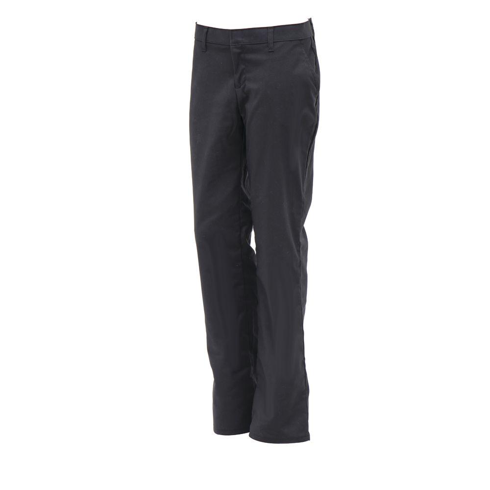 Dickies® Premium Womens Work Pants Black 8