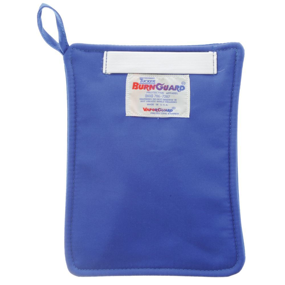HOT PAD, BAKER'S, NOMEX, W/STRAP