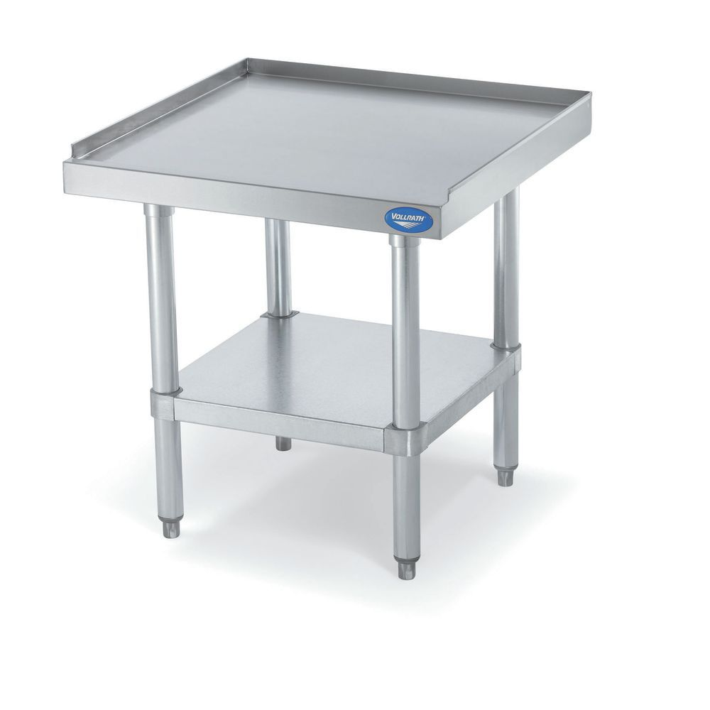 STAND, EQUIPMENT COUNTERTOP, 48X24X26