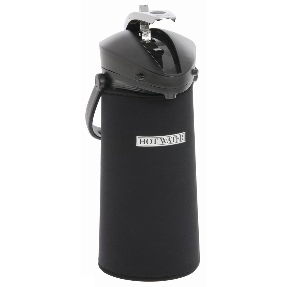 COVER, AIRPOT, NEOPRENE, HOT WATER, 12""