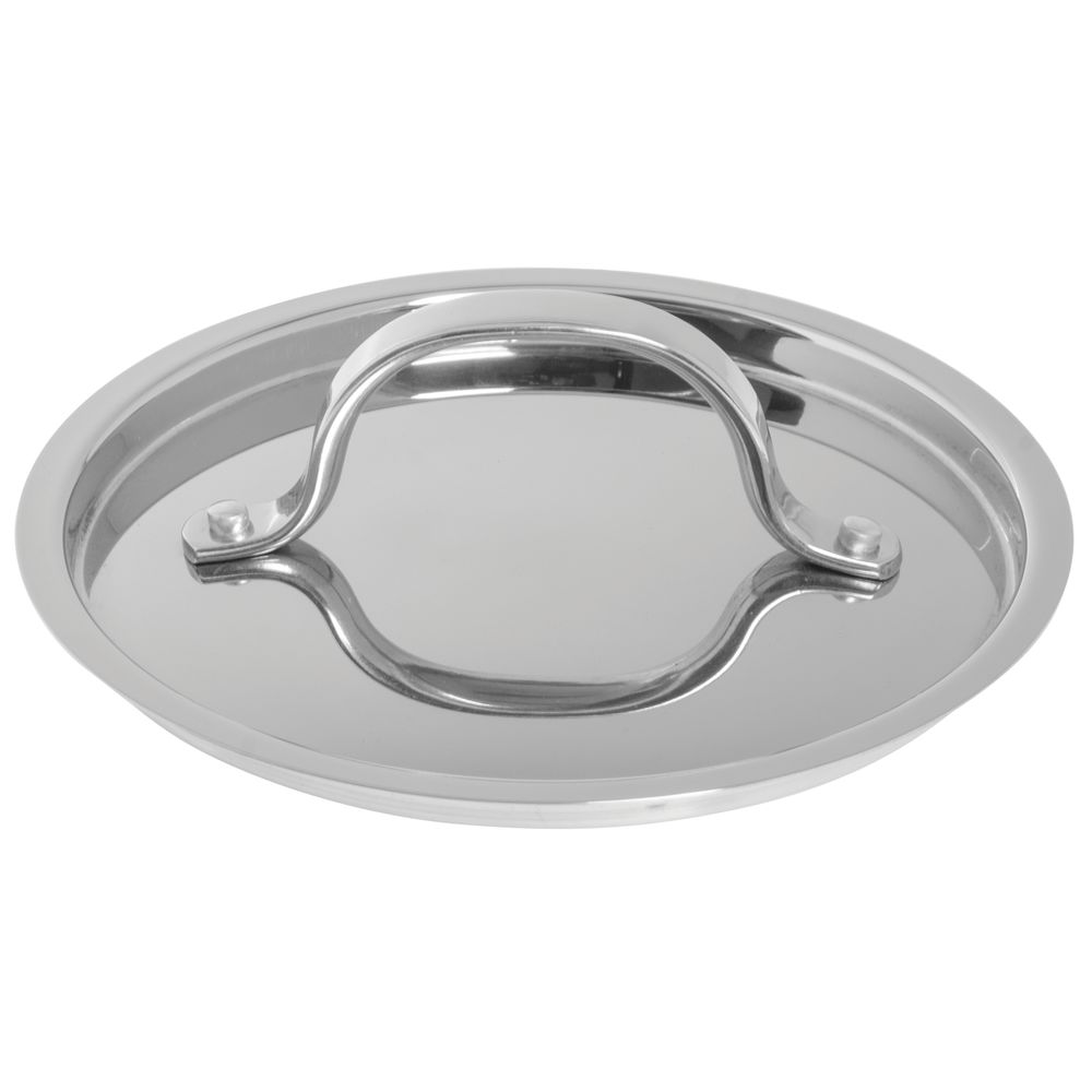 "CO LID, STAINLESS STEEL, 6-1/4""DIA"