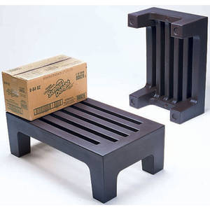 """CO DUNNAGE RACK, POLY, 48"""""""