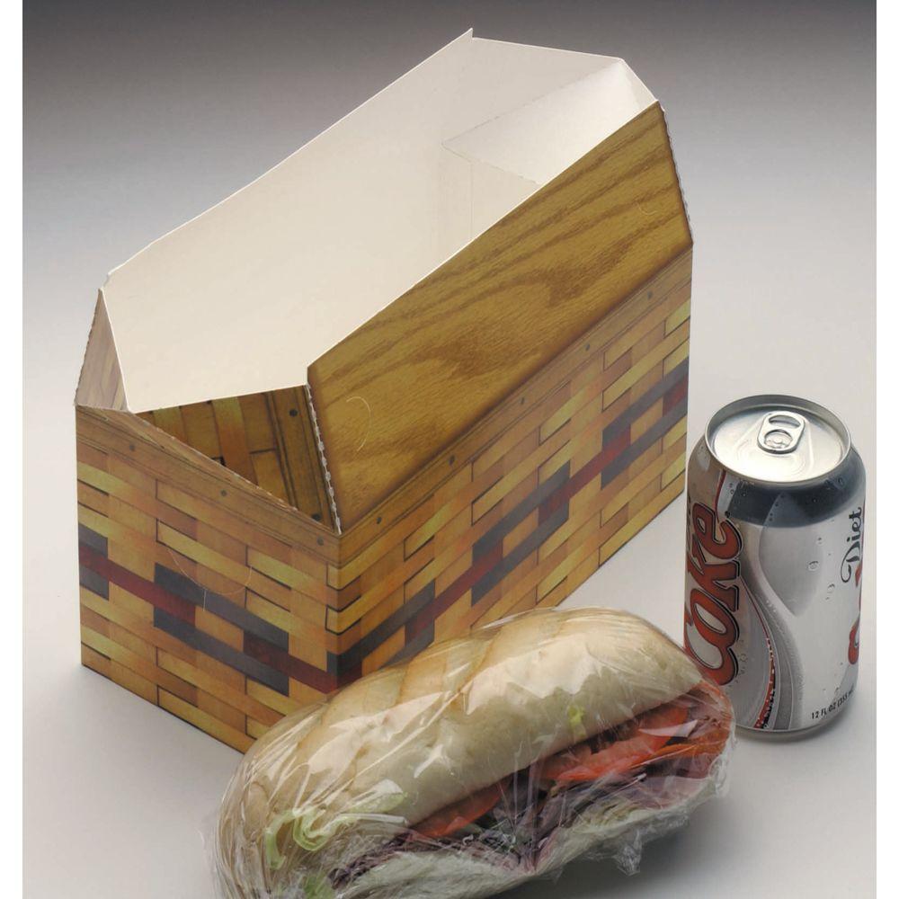 BOX, DELI BASKET, SNACK
