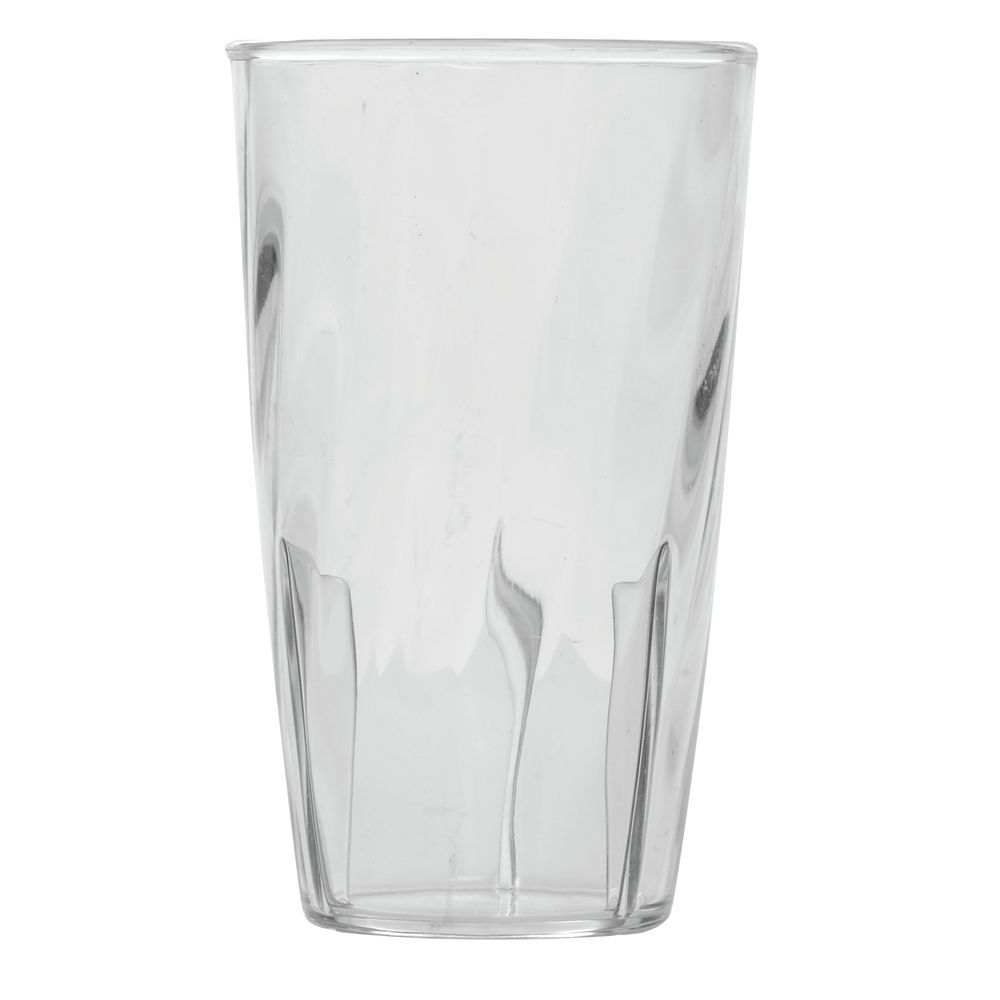 Drinking Glasses Made from Shatterproof Polycarbonate
