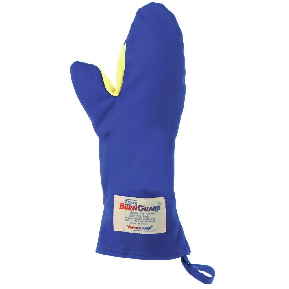 "MITT + LINER, BLUE 15""NOMEX CONVENTIONAL"