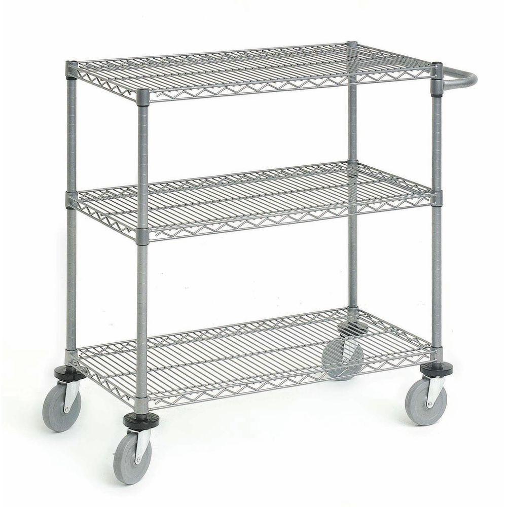 Flint Steel Wire Cart - 36\