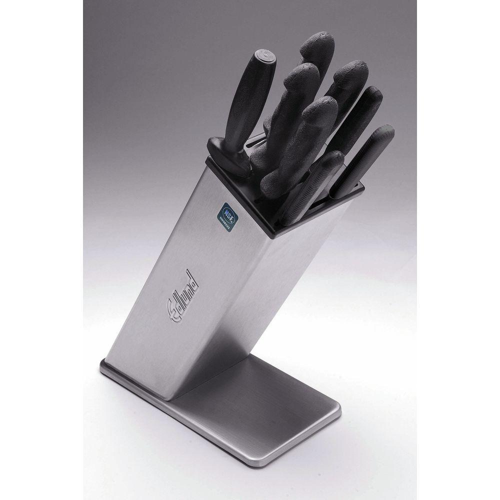 "BLOCK, S/S KNIFE 12""H"