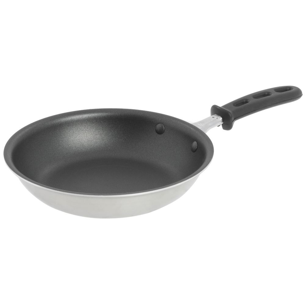 "PAN, FRY, TRIBUTE, 8"", W/STEELCOAT INTERIOR"