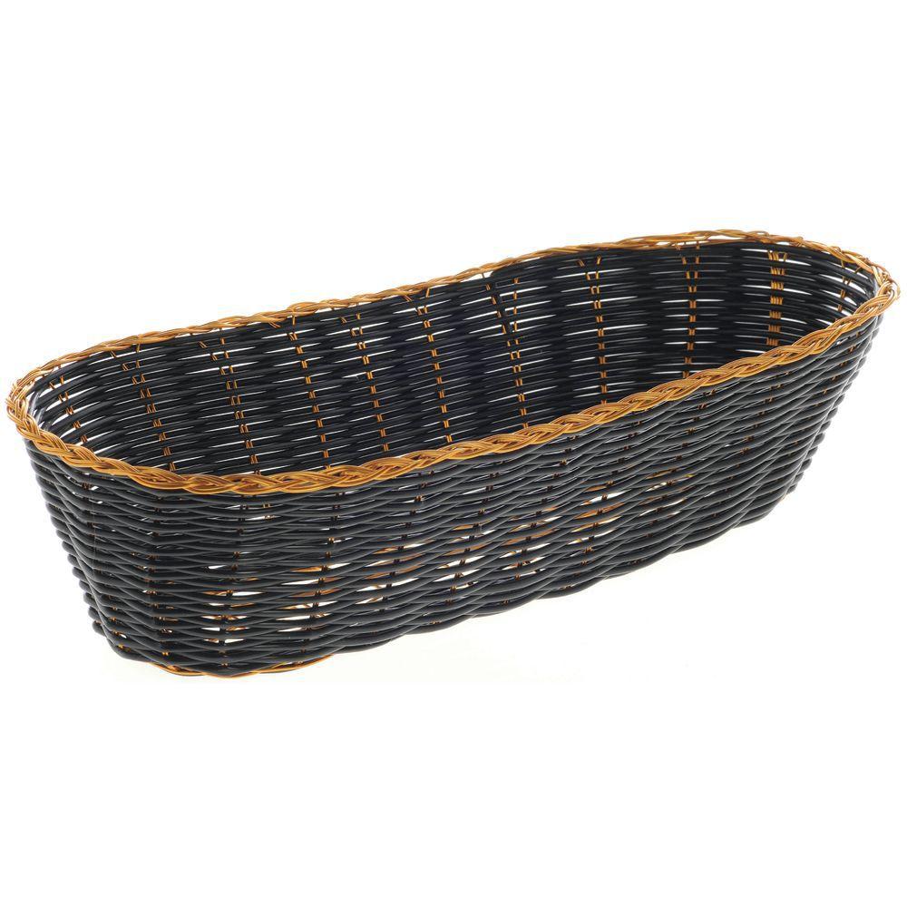 "Hubert Bread Basket Oblong 13""L x 5 1/2""W x 2 3/4""H"