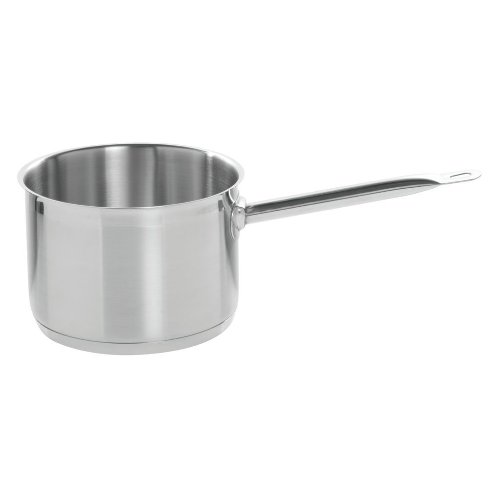 PAN, SAUCE, SS, 4.5QT