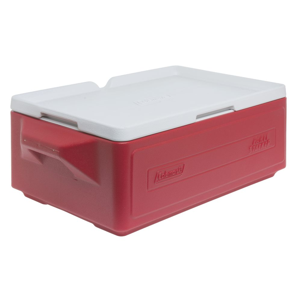 Coleman Cooler with a High Density Polypropylene Construction