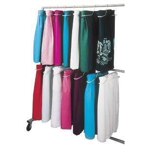 MOBILE CADDY, HOLDS UP TO 20 SKIRTS