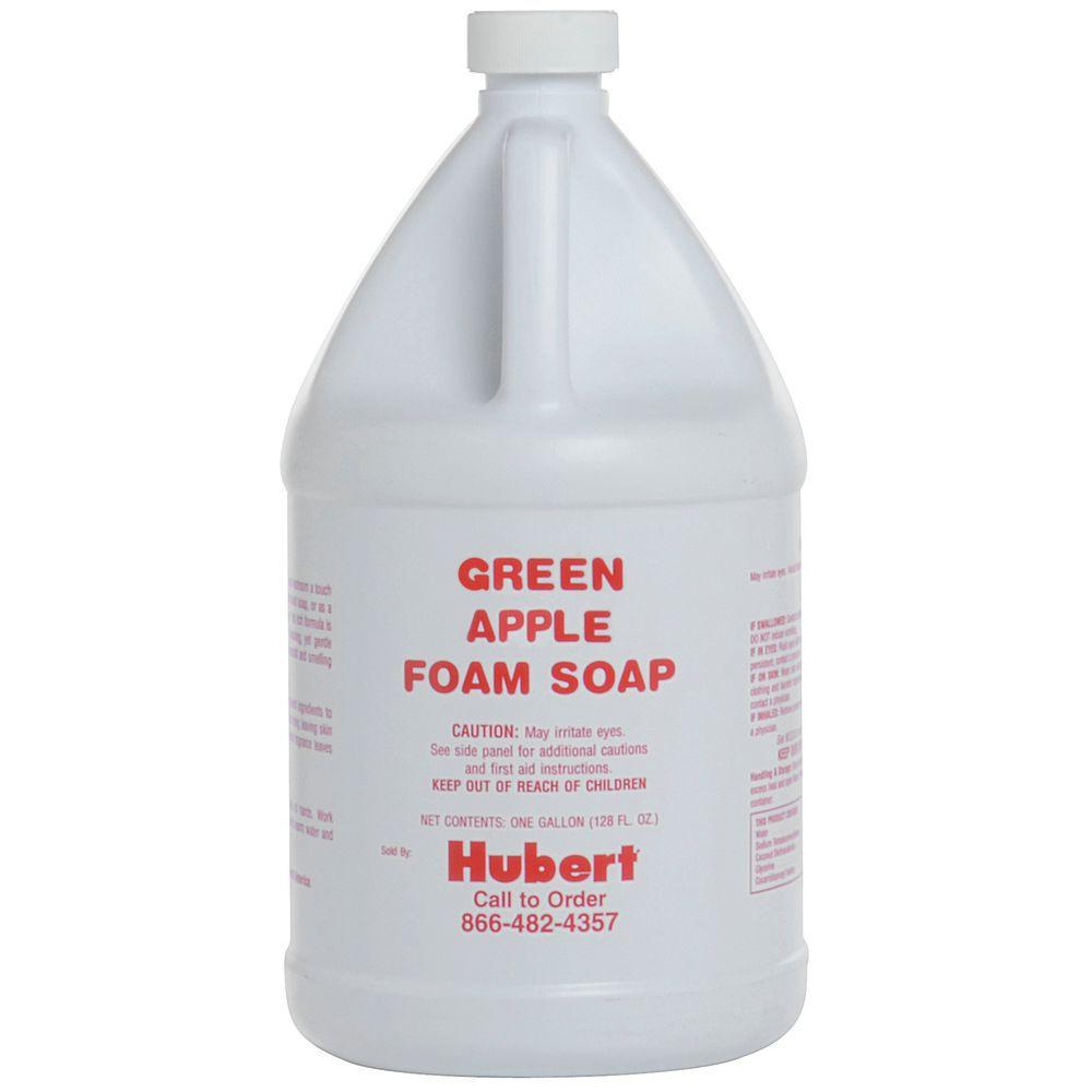 Hubert 174 1 Gal Pink Liquid Berry Vanilla Scent Foam Soap