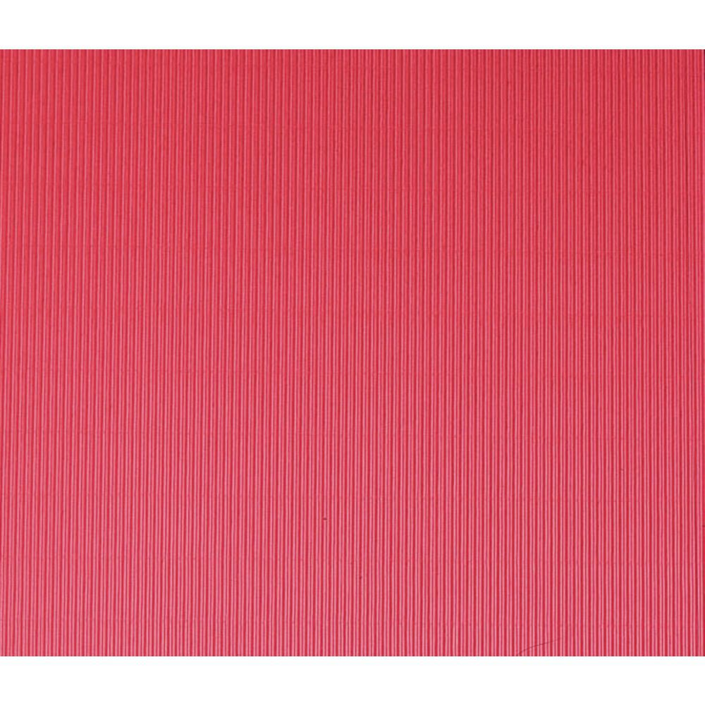 """VALANCE, SOLID RED 8-1/2""""X45'"""