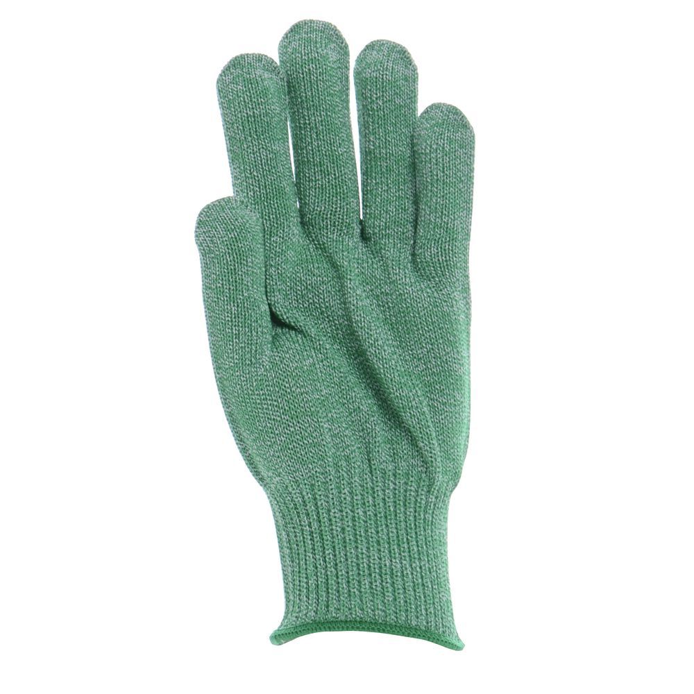 Tucker Safety KutGlove™ Green Spectra Guard™ Wire Free Antimicrobial Medium  Duty Cut Resistant Glove - Medium