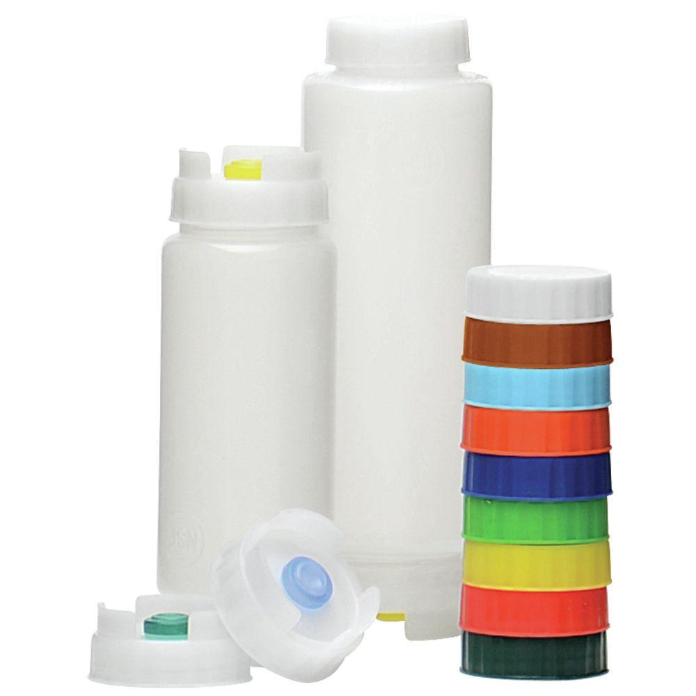 FIFO Bottle 12 oz Clear