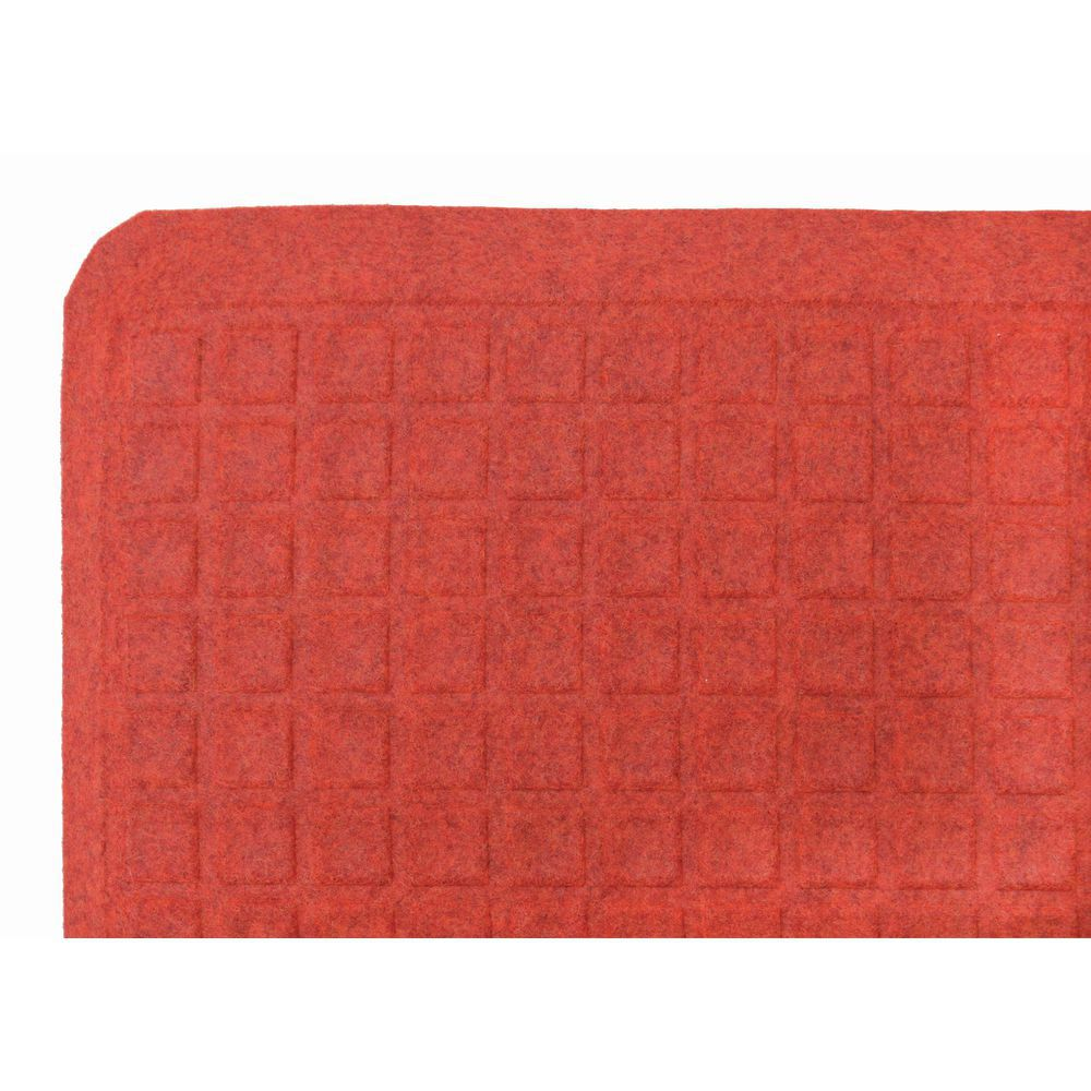 MAT, GET FIT STAND UP, 22X50, RED
