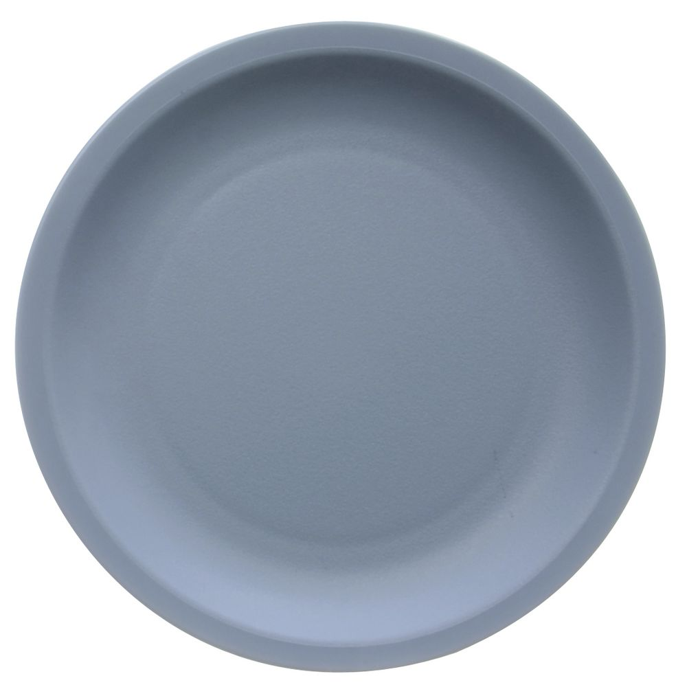 PLATE DINNER SLATE BLUE 10 DIA NARROW RI  sc 1 st  Hubert.com & Cambro® Camwear® Narrow Rim Slate Blue Polycarbonate Dinner Plate ...