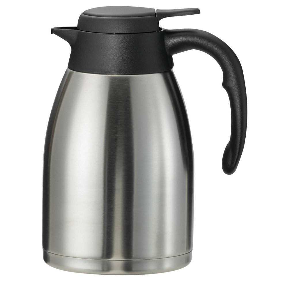 Service Ideas Stainless Steel Carafe 1 2/3 L