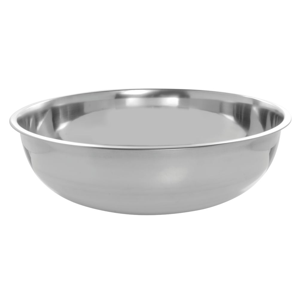 Hubert 20 Qt Stainless Steel Mixing Bowl 19 310dia X 6 310h