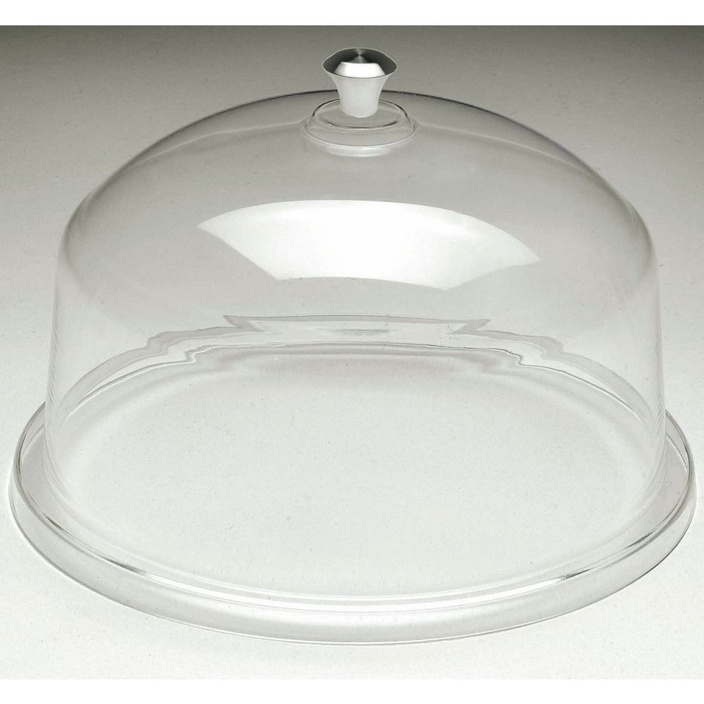 Clear Food Dome 13 1/2 x 9