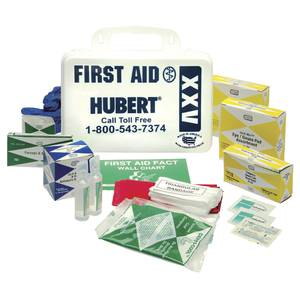 FIRST AID KIT, 25 PEOPLE