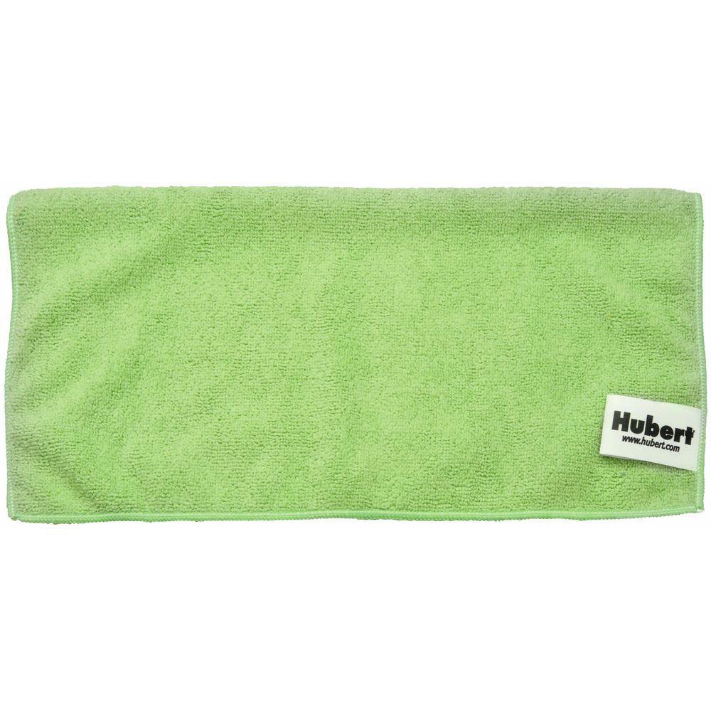 Hubert Plastic Bucket Is 6qt Green For Cleaning