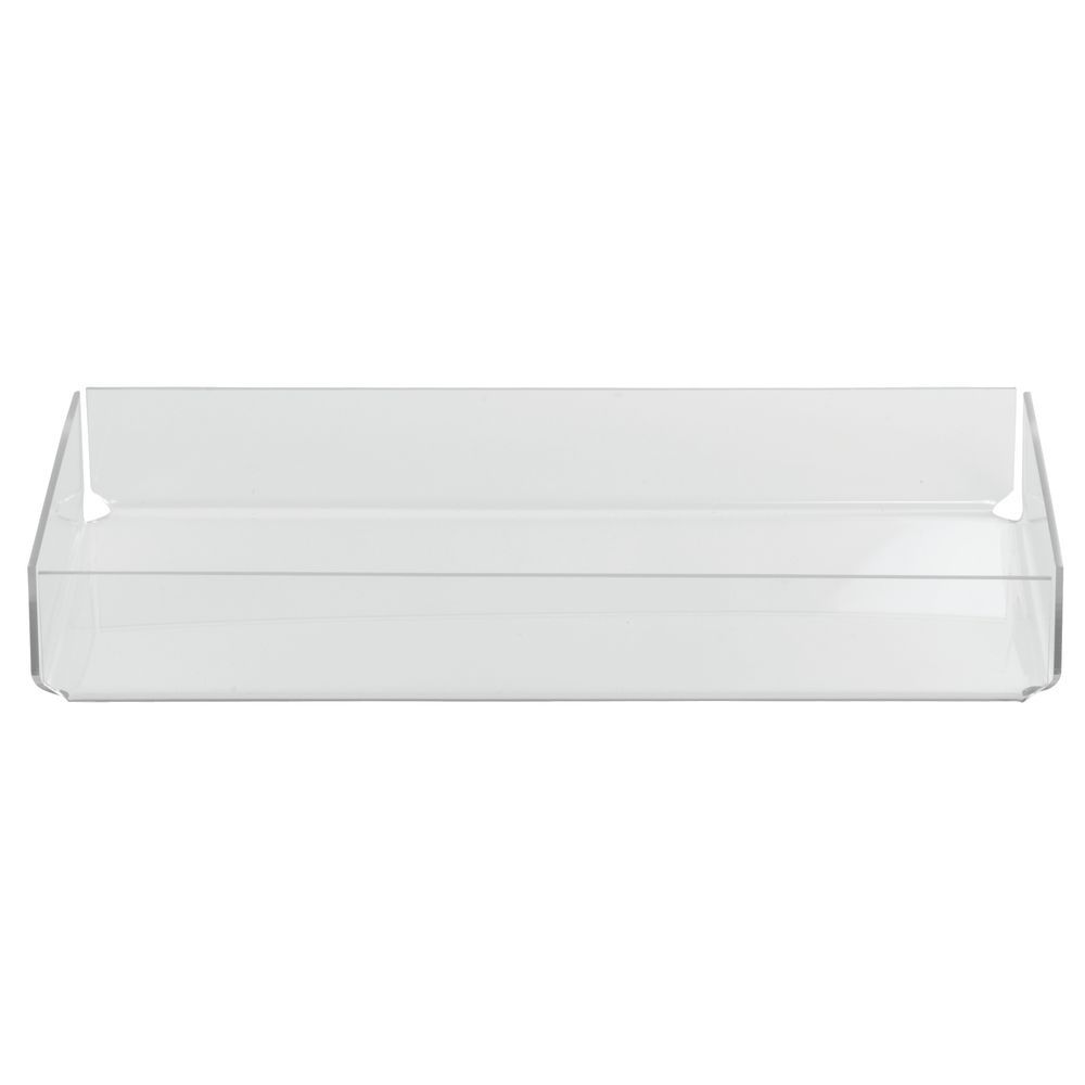 Clear Plastic Tray for Food Storage