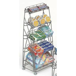 RACK, ARCTISTIC, 5SHELF 11X8, CNTERTOP, WIRE